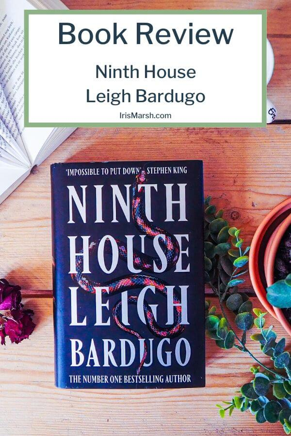 Book review of Ninth house by Leigh Bardugo