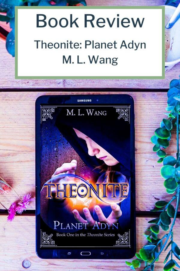Book review of Planet Adyn written by M. L. Wang