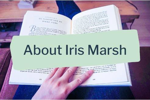 about Iris Marsh Fantasy Writer