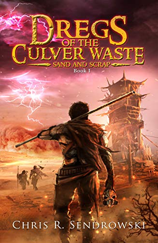 dregs of the culver waste book cover