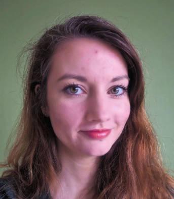 About me: Iris Marsh