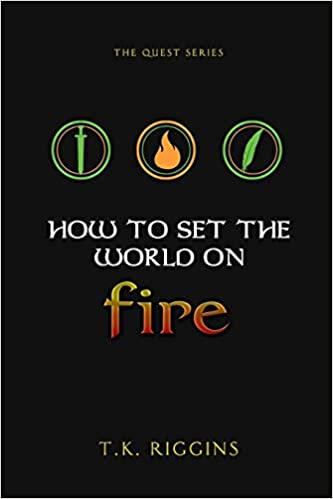 long titles challenge: how to set the world on fire