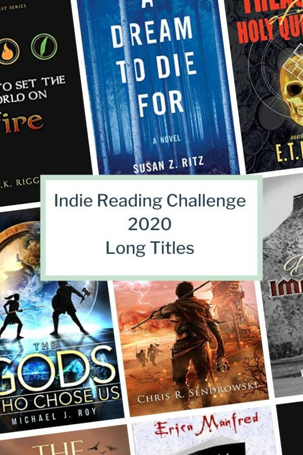 long titles reading challenge
