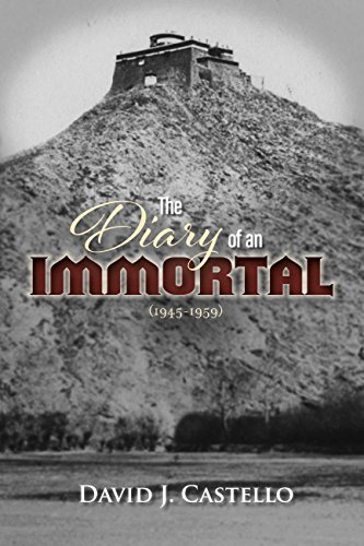long titles challenge: the diary of an immortal