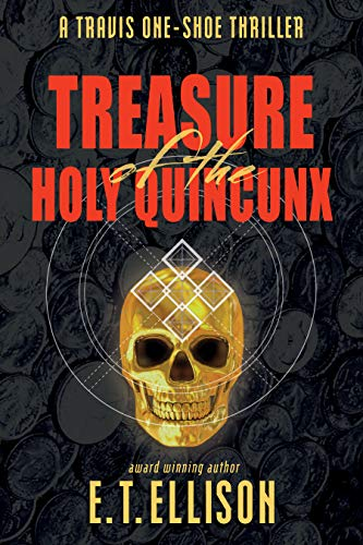 long titles challenge: treasure of the holy quincunx