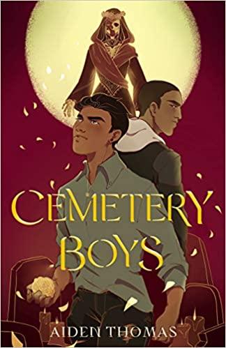 book releases september cemetery boys