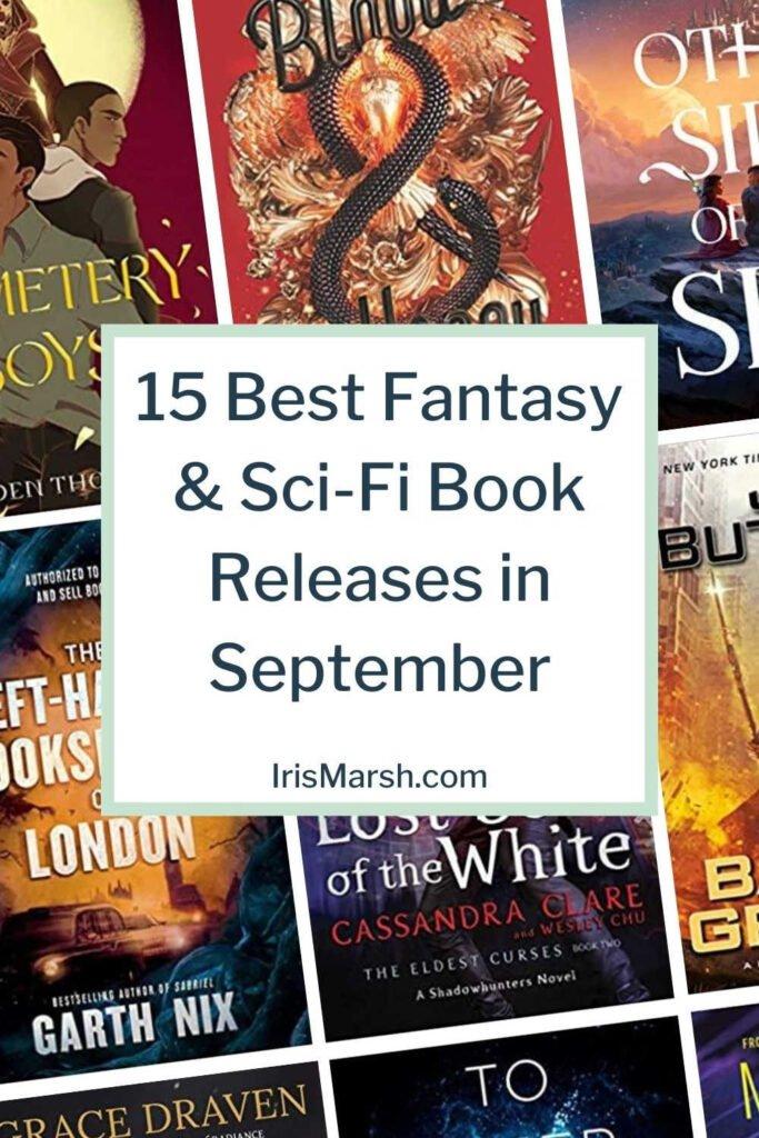 book releases september 2020