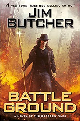 battle ground book cover