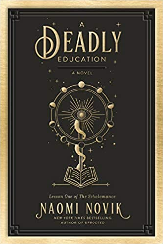 deadly education book cover