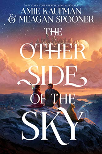 the other side of the sky book cover